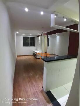 Apartamento com 2 dormitórios, 45 m² - Jardim Adriana - Guarulhos/SP