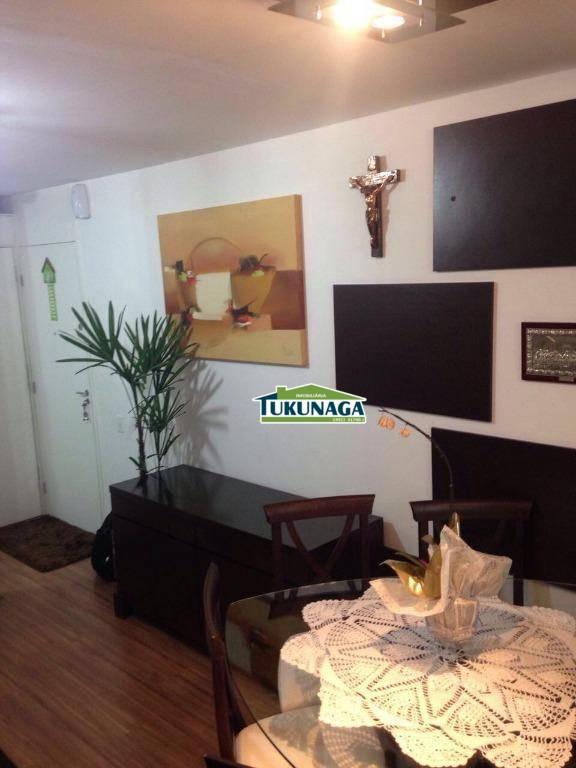 Apartamento 52 m² - Vila Endres - Guarulhos/SP