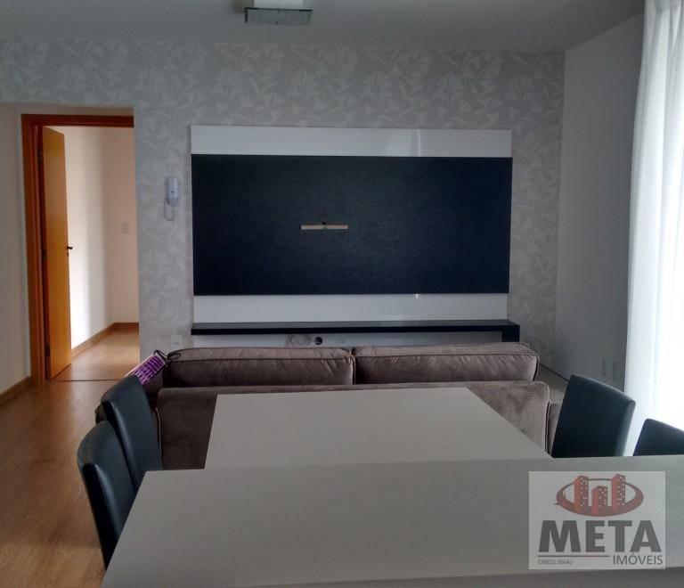 Apartamento com 2 Dormitórios à venda, 70 m² por R$ 377.390,00