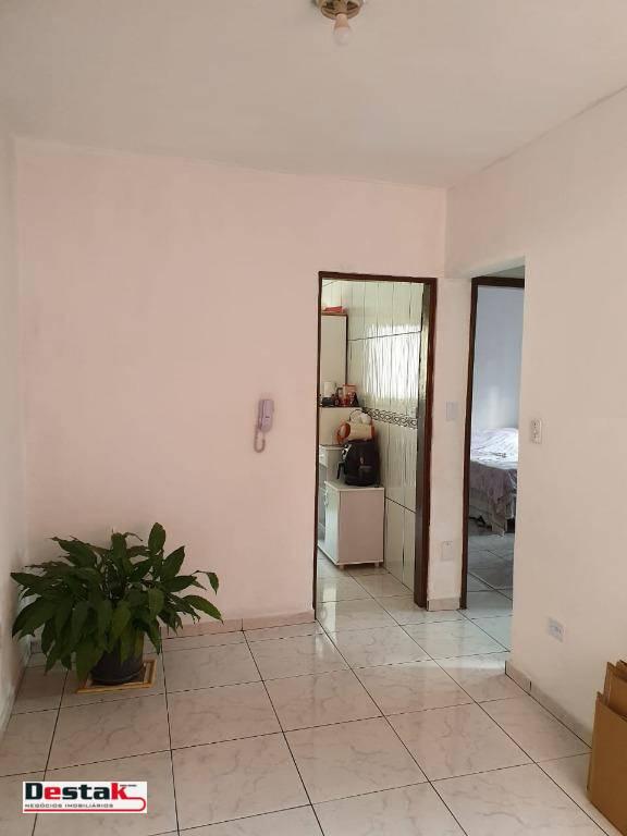 Apartamento Para Locação Em Excelente Estado, - Demarchi - São Bernardo do Campo/SP
