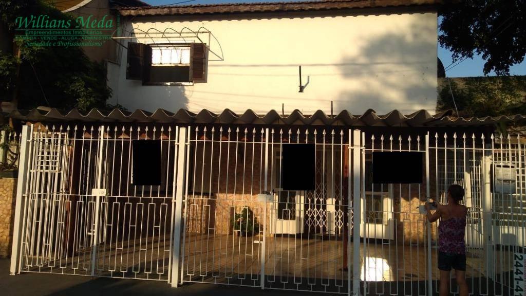 Casa residencial para locação, Jardim Vila Galvão, Guarulhos