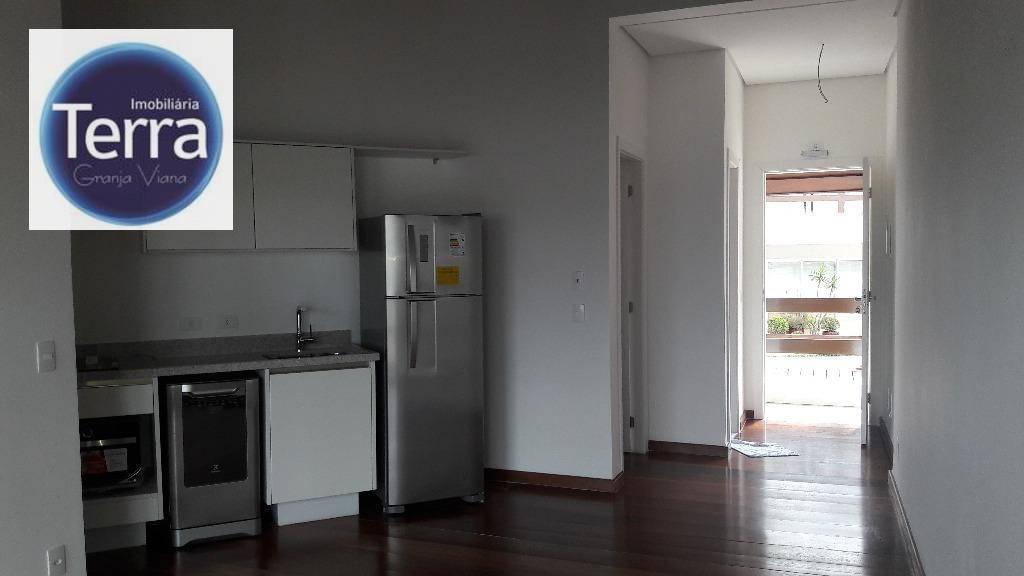 Loft residencial para locação, Le Grand Viana, Granja Viana.