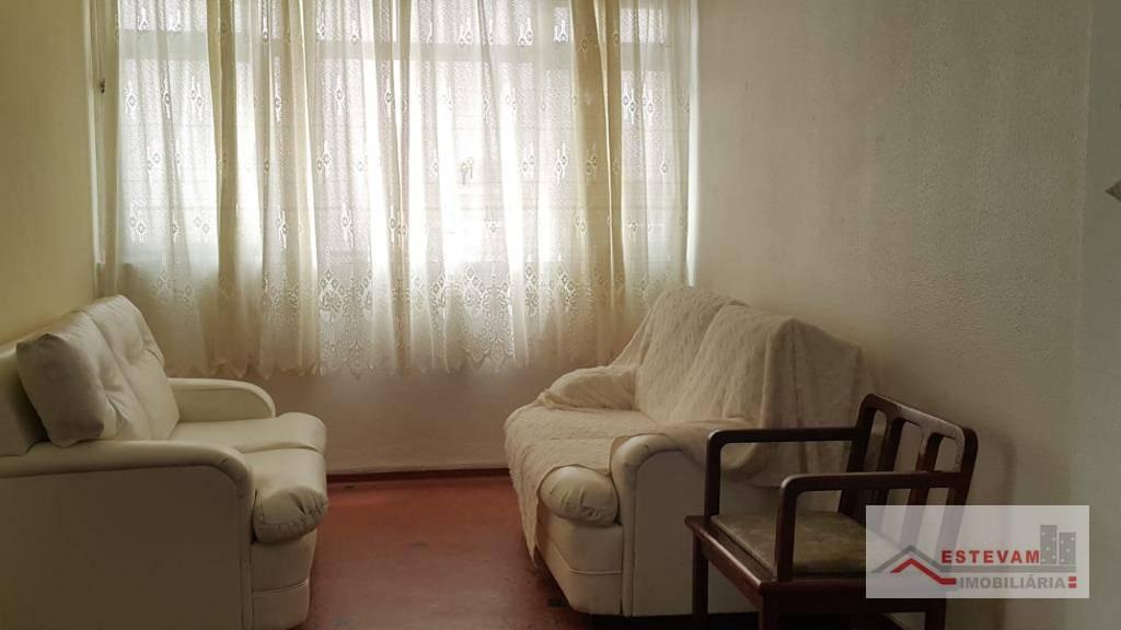 Apartamento com 1 dormitório à venda, 53 m² por R$ 180.000,00 - Vila Júlia - Guarujá/SP