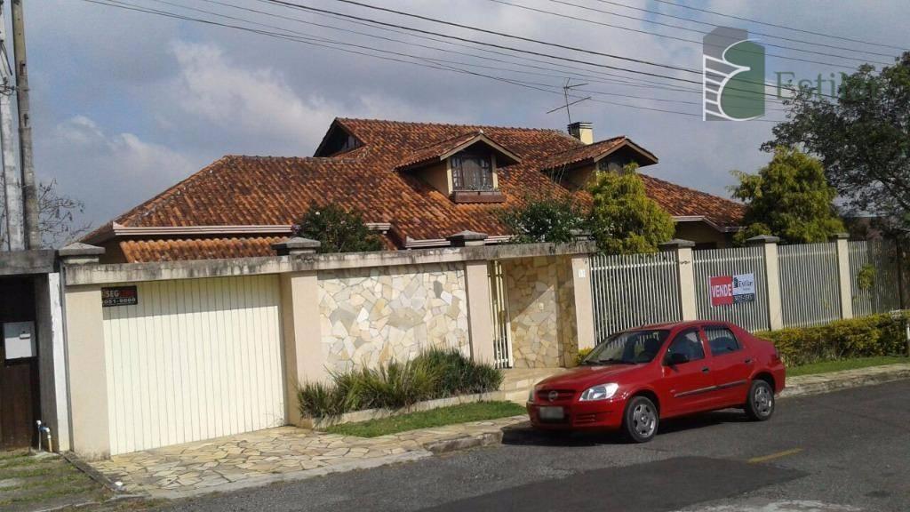 Casa 05 quartos no Aristocrata em São José dosPinhais
