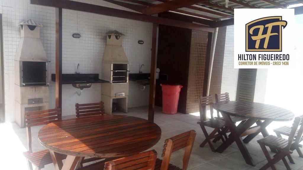 Apartamento à venda, 65 m² por R$ 235.000,00 - Intermares - Cabedelo/PB