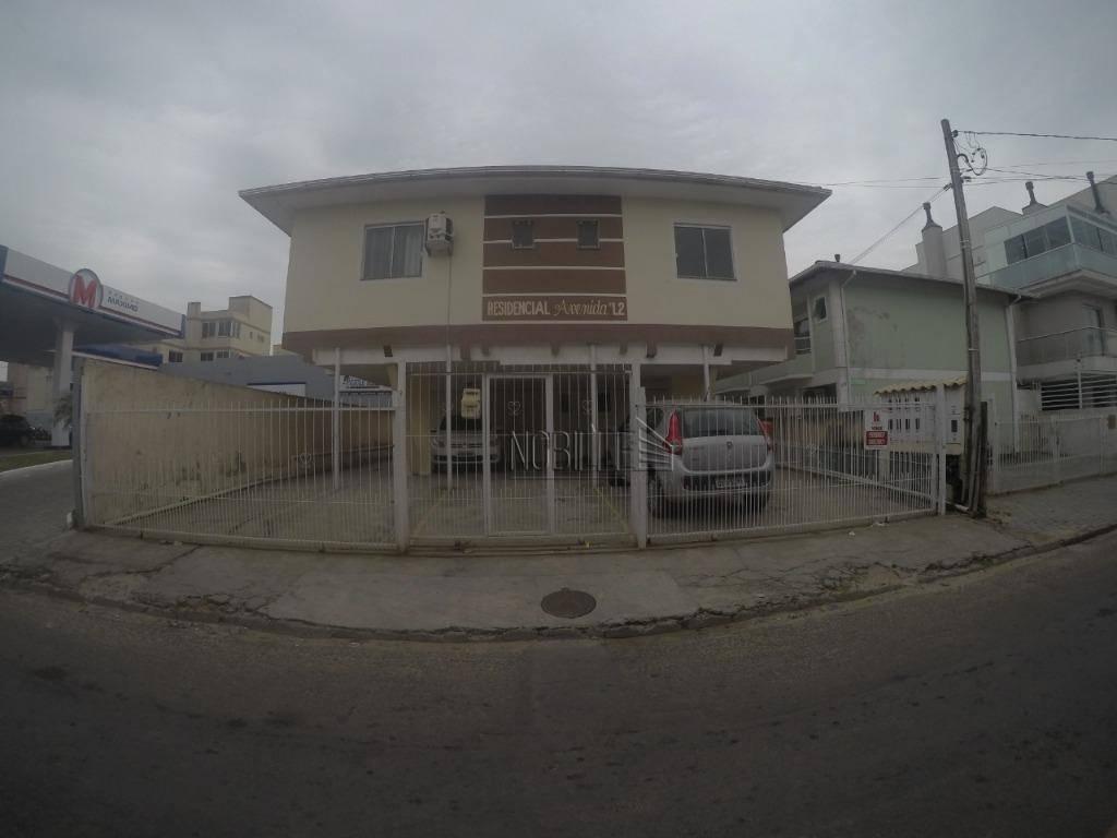 Apartamento com 2 dormitórios para alugar, 75 m² por R$ 1.200/ano - Ingleses - Florianópolis/SC