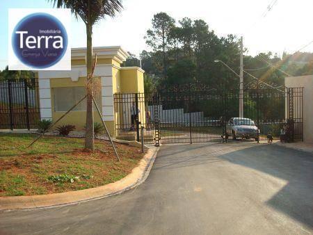 Terreno  residencial à venda, Palm Hills, Granja Viana.