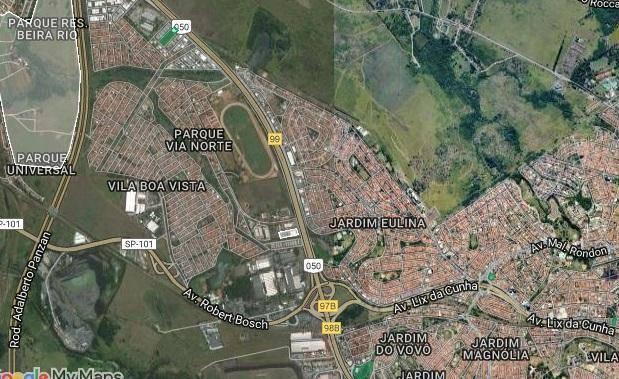Terreno, Parque Via Norte, Campinas (TE0568) - Foto 2