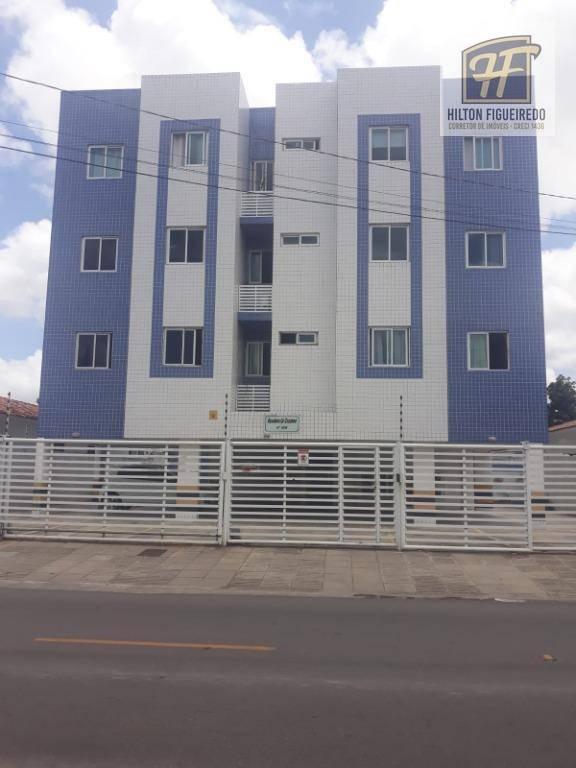 Apartamento para alugar por R$ 750,00/ano - Cristo Redentor - João Pessoa/PB