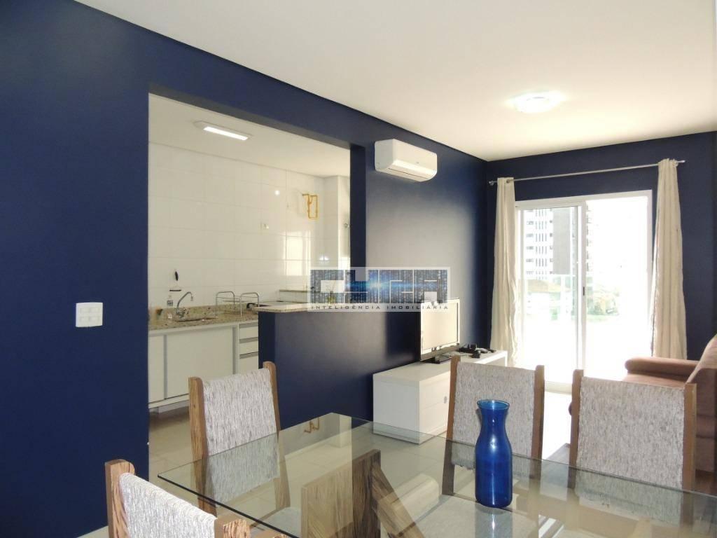 Apartamento Mobiliado de 2 dormitórios no Coração do Gonzaga em Santos