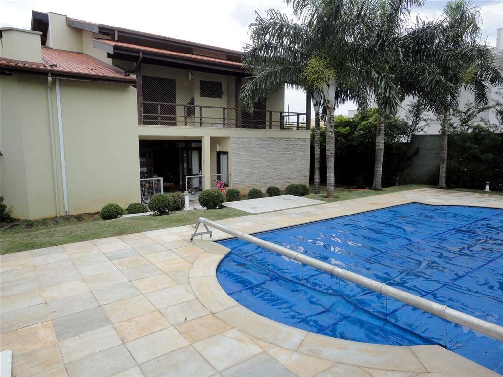 Casa 4 Dorm, Alphaville Campinas, Campinas (CA0646) - Foto 8
