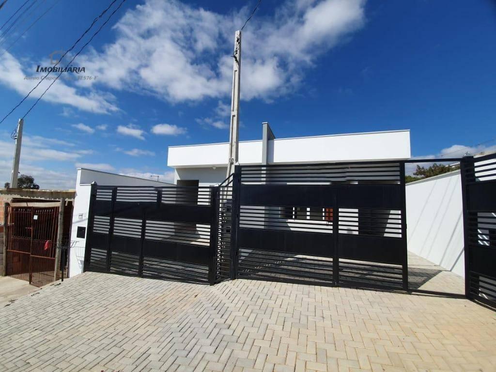 Casa com 2 dormitórios à venda, 75 m² por R$ 360.000 - Parque São José - Vinhedo/SP