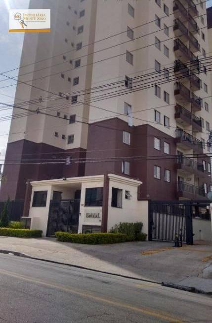 Apartamento com 3 dormitórios para alugar, 65 m² por R$ 1.300/mês - Jardim Flor da Montanha - Guarulhos/SP