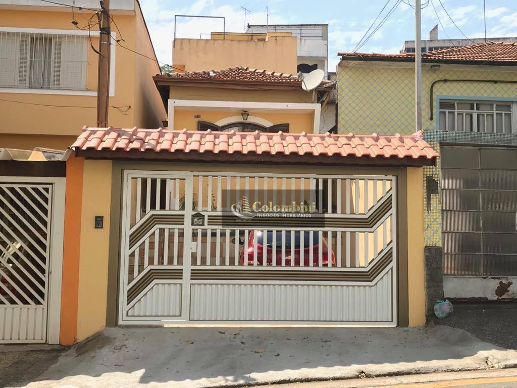 Casa com 2 dormitórios à venda, 300 m² - Osvaldo Cruz - São Caetano do Sul/SP