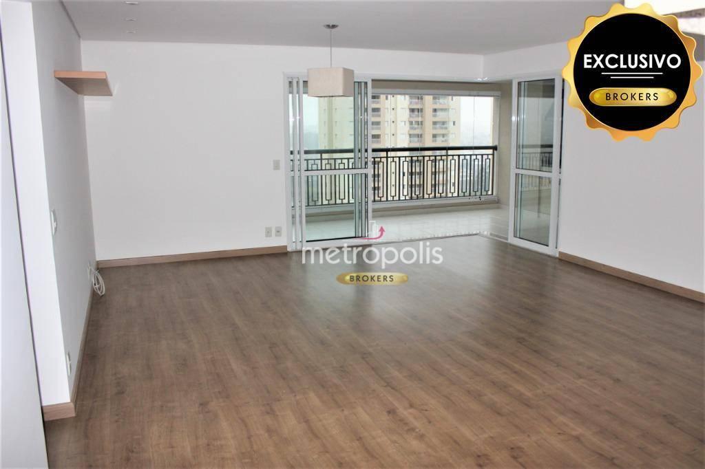 Apartamento à venda, 144 m² por R$ 1.200.000,00 - Campestre - Santo André/SP