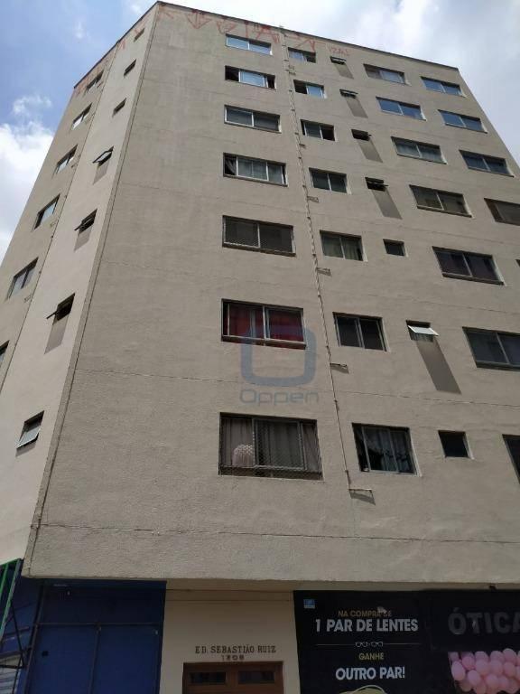 Apartamento com 1 dormitório para alugar, 38 m² por R$ 600/mês - Centro - Campinas/SP