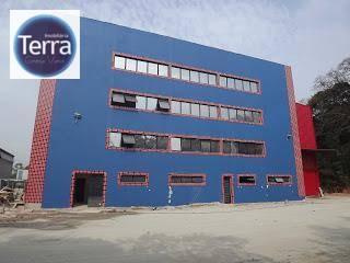Galpão industrial para venda e locação, Granja Viana.