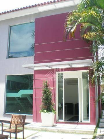 Prédio para alugar, 255 m² por R$ 9.000/mês - Icaraí - Niterói/RJ