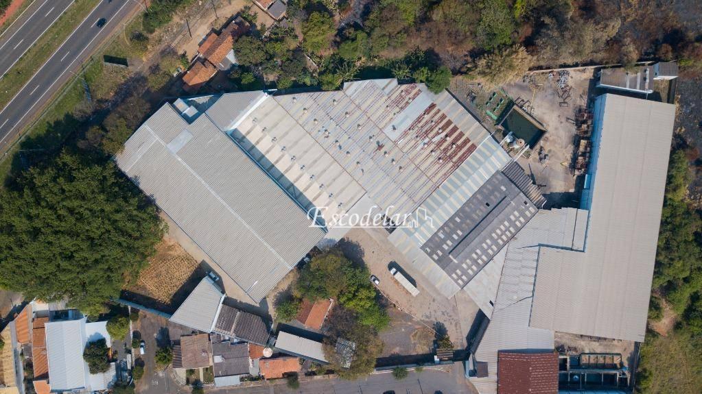 Galpão à venda, 17000 m² por R$ 45.000.000,00 - Jardim Fadel - Nova Odessa/SP
