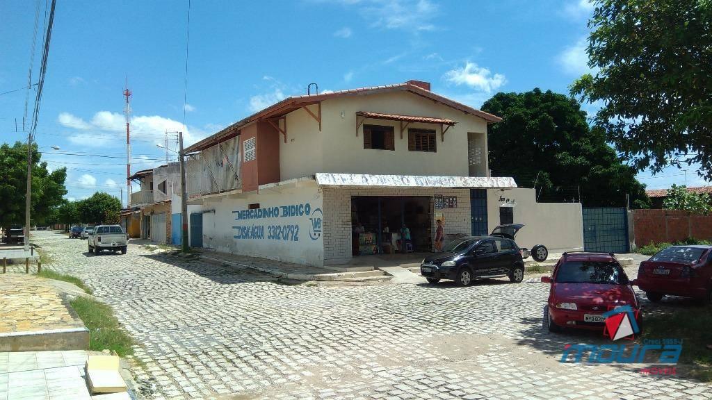 Prédio à venda, 245 m² por R$ 500.000 - Planalto Treze de Maio - Mossoró/RN