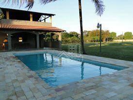 Sítio com 7 dormitórios à venda, 50000 m² por R$ 950.000 - Vista Alegre - São Gonçalo/RJ