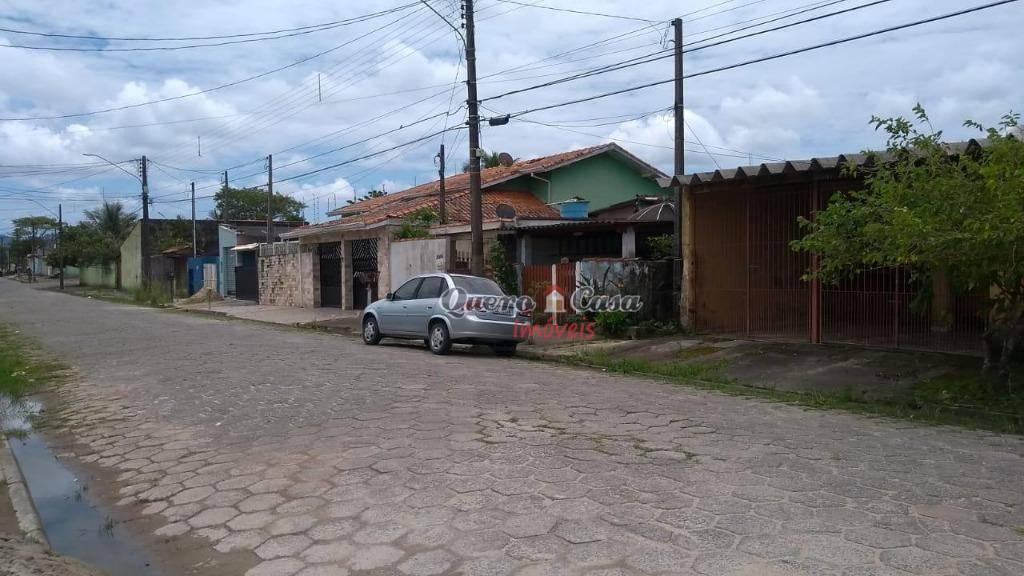 Casa com 2 dormitórios à venda, 70 m² por R$ 210.000 - Jardi