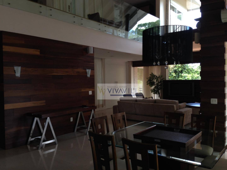 Casa com 4 dormitórios à venda, 588 m² por R$ 6.900.000 - América - Joinville/SC