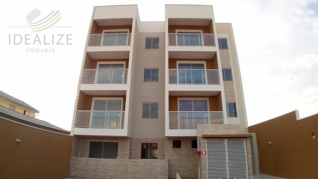 Apartamento com 02 quartos- Cruzeiro, São José dos Pinhais.