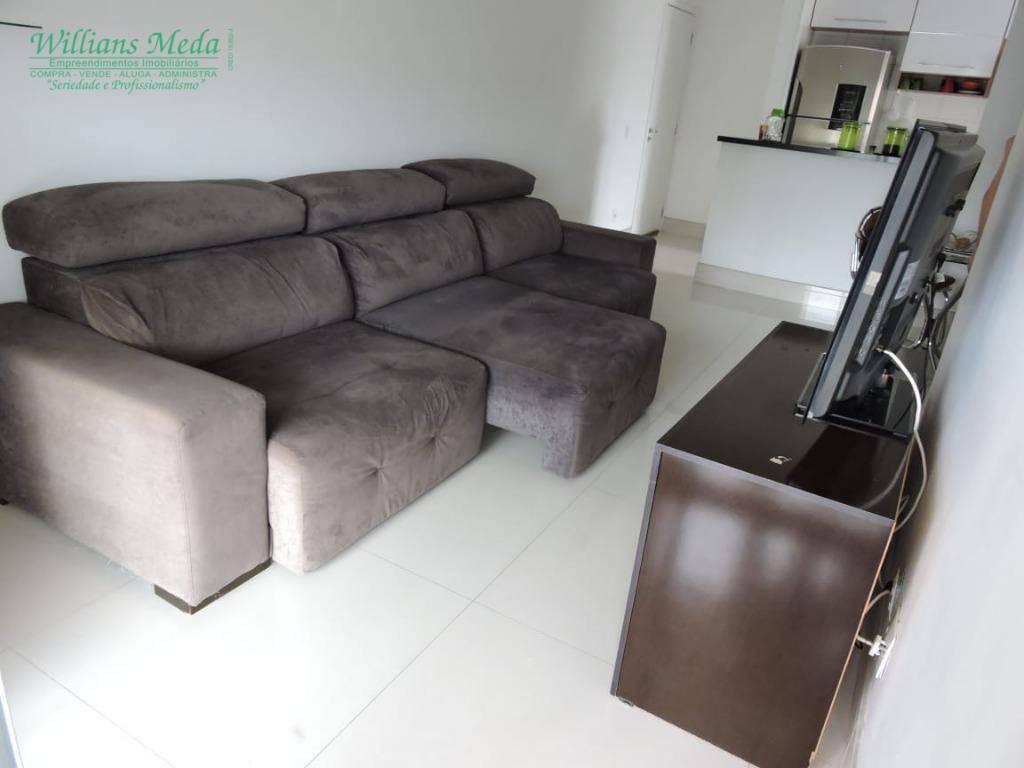 Apartamento com 4 dormitórios à venda, 103 m² por R$ 550.000 - Centro - Guarulhos/SP