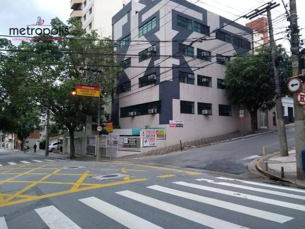 Prédio comercial para locação, Santa Paula, São Caetano do S
