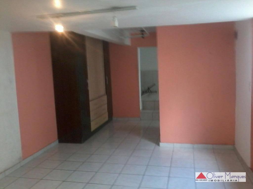 Casa com 1 dormitório para alugar, 35 m² por R$ 700/mês - Vila Campesina - Osasco/SP