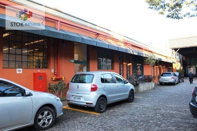 Conjunto comercial para locação, Vila Leopoldina, São Paulo.