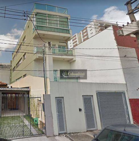 Prédio à venda, 500 m² por R$ 1.890.000 - Cerâmica - São Caetano do Sul/SP