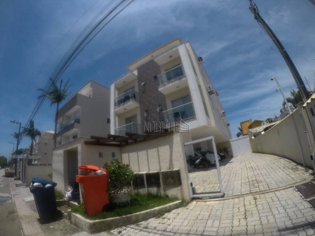 Apartamento para alugar, 57 m² por R$ 1.300,00/ano - Ingleses - Florianópolis/SC