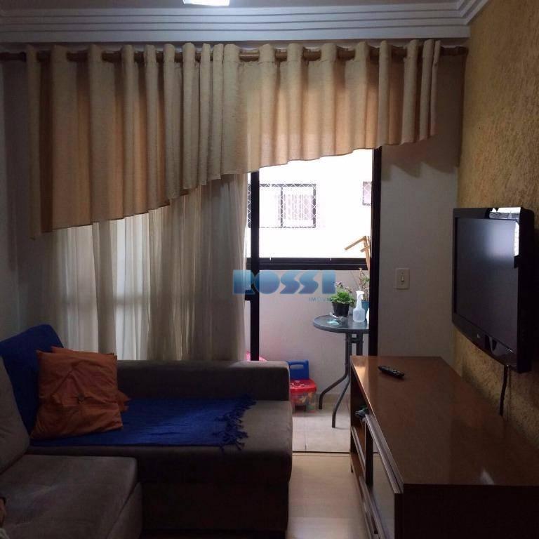 Apartamento residencial à venda, Alto da Mooca, São Paulo.
