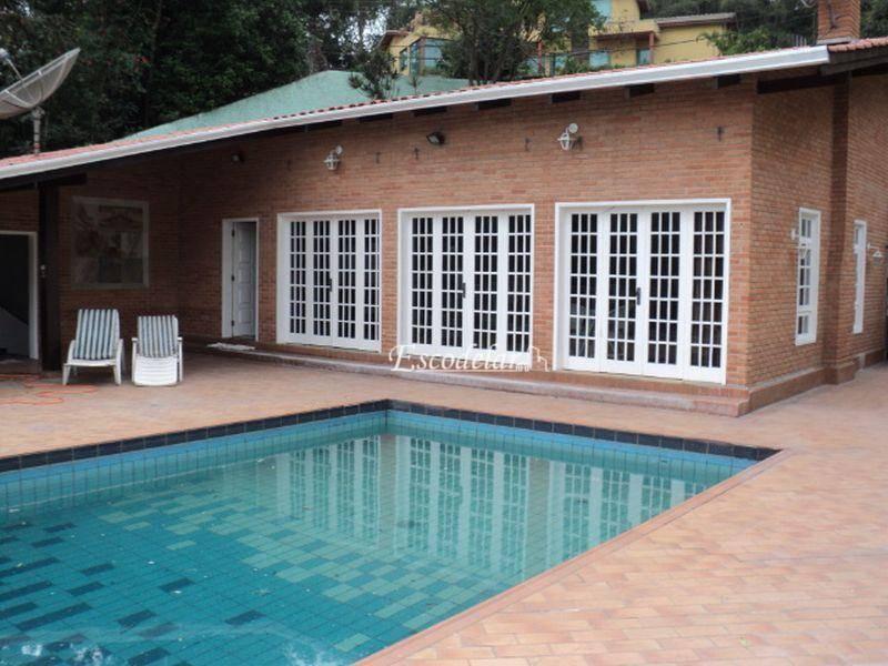 Casa com 4 dormitórios para alugar, 359 m² por R$ 4.500,00/mês - Cantareira - Mairiporã/SP