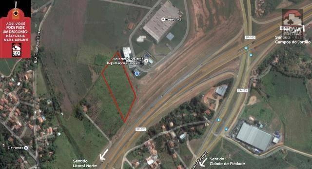 Área à venda em Guamirim, Caçapava - SP