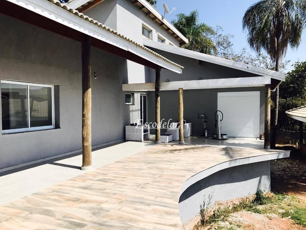Casa com 6 dormitórios à venda, 1900 m² por R$ 2.649.000,00 - Jardim Estância Brasil - Atibaia/SP