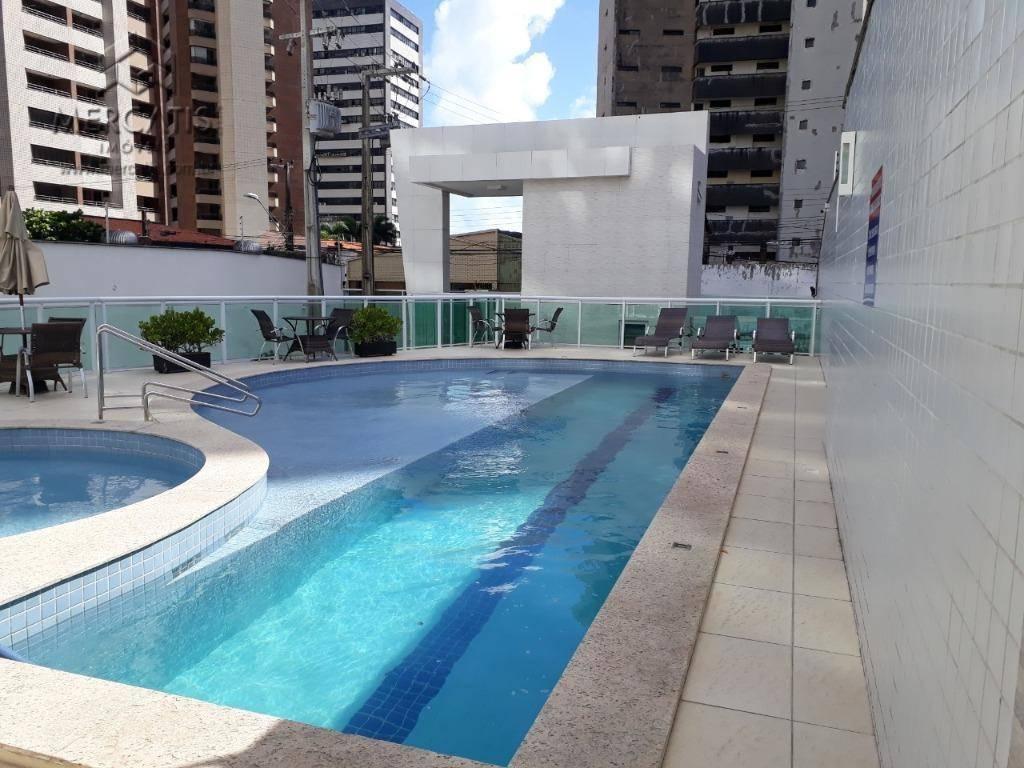 Cobertura à venda | Condomínio Edifício Hipérion | Bairro Meireles | Fortaleza (CE) -