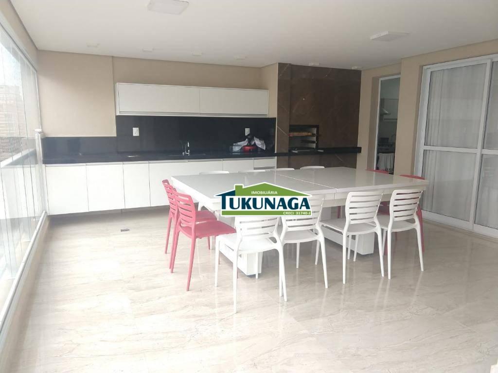 Apartamento Condomínio Golden Coral com 3 dormitórios à venda, 104 m² por R$ 600.000 - Jardim Praiano - Guarujá/SP