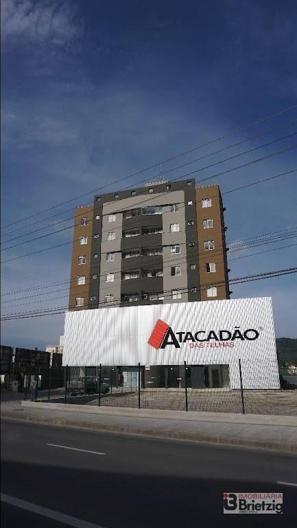 Apartamento para alugar  no Bom Retiro - Joinville, SC. Imóveis