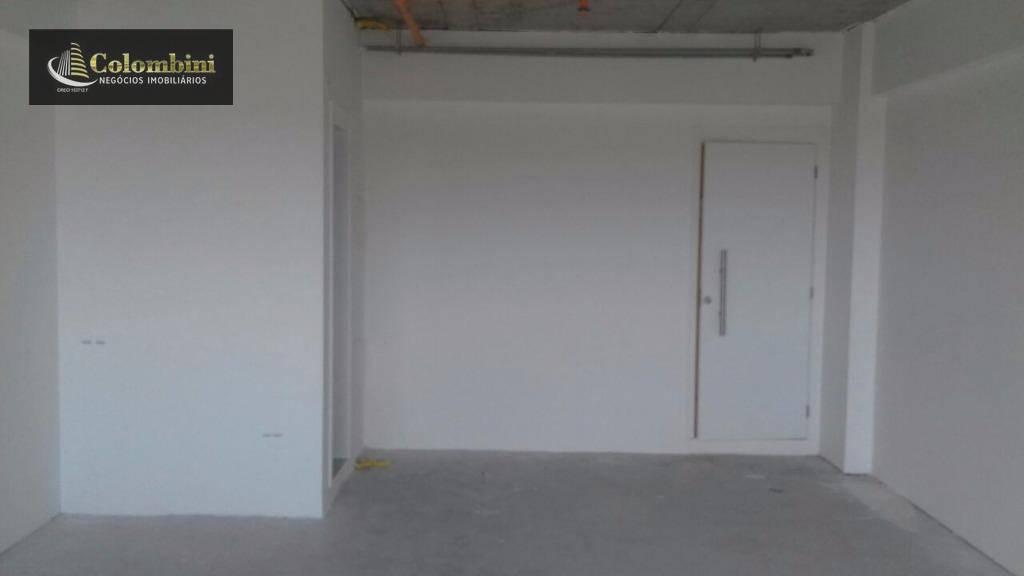 Sala para alugar, 96 m² - Cerâmica - São Caetano do Sul/SP