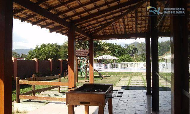 oportunidade!!!excelente terreno em condomínio fechado localizado em inoã, condomínio muito bem organizado, área de lazer e...