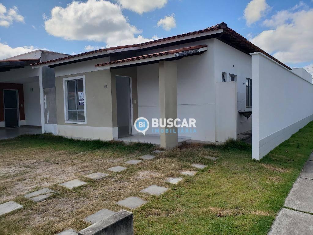 Casa com 3 dormitórios à venda, 70 m² por R$ 280.000 - Sim - Feira de Santana/BA