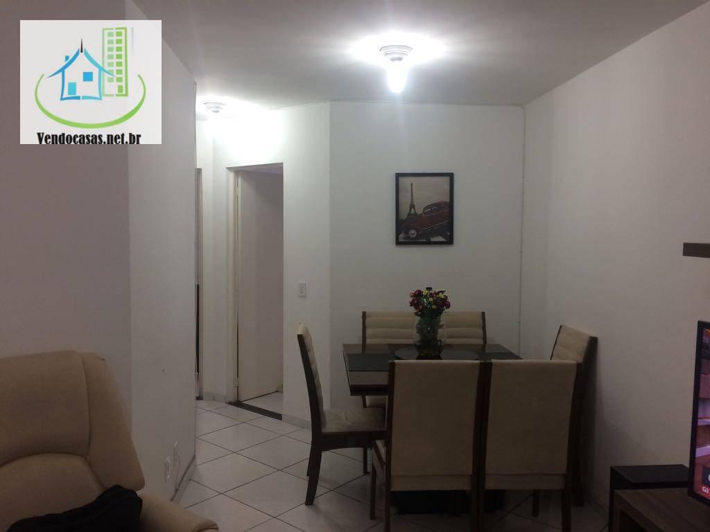 Apartamento com 3 dormitórios à venda, 65 m² por R$ 380.000 - Jardim Marajoara - São Paulo/SP