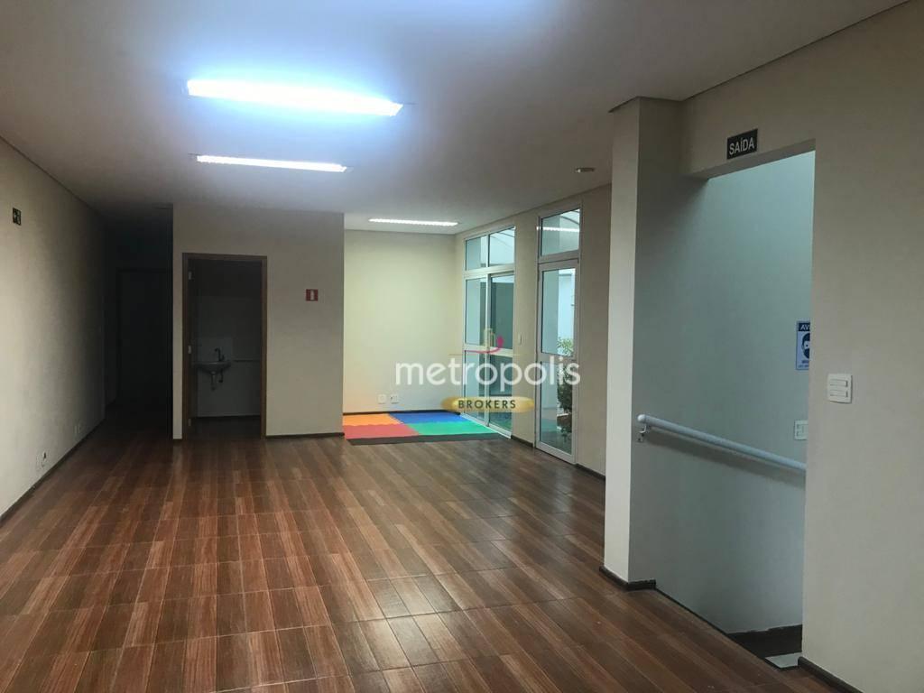 Sobrado para alugar, 250 m² por R$ 7.500,00/mês - Santa Paula - São Caetano do Sul/SP