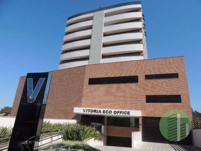 Nova Sala Comercial Itacorubi + 1VG