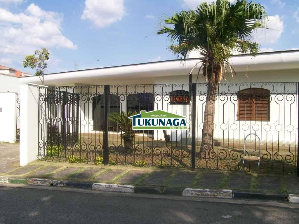 Casa alto padrão à venda, Vila Galvão, Guarulhos - CA0343.