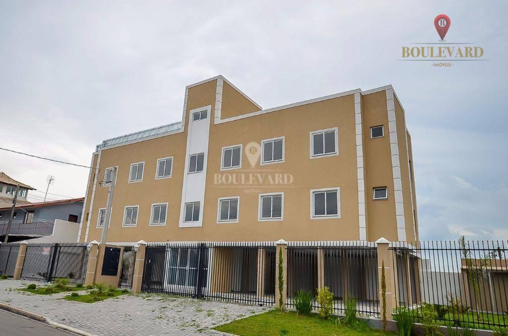Apartamento novo 3 Quartos no Bairro Pineville-Pinhais