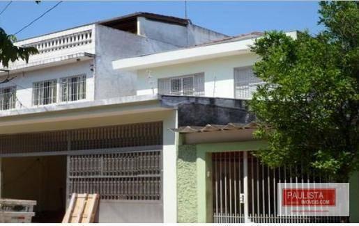 Sobrado residencial à venda, Campo Grande, São Paulo - SO0581.